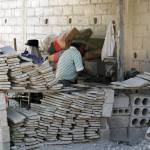 """Brick Making in Cotacachi"" by rhamm"