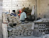 Brick Making in Cotacachi