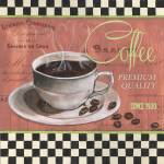 """Marsala Coffee_1 16x16"" by DebbieDeWitt"