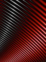Red and black wires fractal