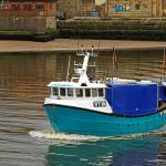 """The Olivia Rose In Whitby Lower Harbour"" by rodjohnson"