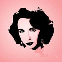 Elizabeth Taylor - Star - Pop Art
