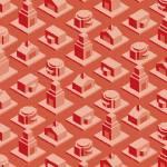 """""""ciudad roja"""" by Pelavin"""