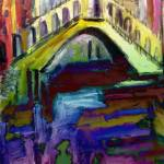 """Abstract Venice Mystery Italy"" by GinetteCallaway"