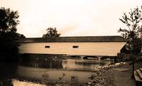 Elizabethton, Tennessee, Covered Bridge, 2008