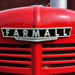 """Big Red Farmall"" by LukeMoore"