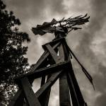 """Wooden Windpump-2"" by robertfrederick"