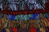 Colorful Scarf Fringes