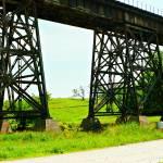"""Railroad Bridge Trestles (2)"" by LostMoon72"