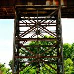 """Railroad Bridge Trestle"" by LostMoon72"