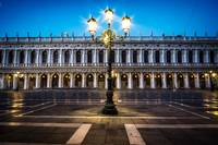Lights of Saint Mark Square