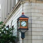 """""""Antique Clock Outside"""" by globetrotter1"""