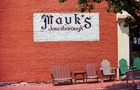 Jonesborough, Tennessee - Mauk's Store 2008