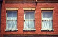 Jonesborough, Tennessee - Three Windows 2008