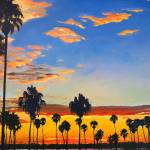 """Mission Bay Sunset San Diego California"" by RDRiccoboni"