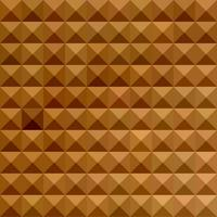 Bronze Brown Abstract Low Polygon Background