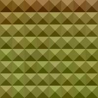 Mignonette Green Abstract Low Polygon Background