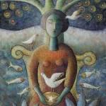 """Goddess"" by NancyHannans"