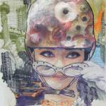 """""""Audrey"""" by ArtByRuta"""