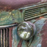 """Vintage Ford Truck Detail"" by Betty Sederquist"