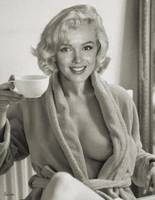 Marilyn Monroe - More Coffee Please