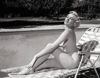 Marilyn Monroe - Morning Sun