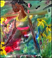 Flower Girl/Colors Of The Bayou (series)