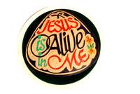 Jesus is Alive In Me