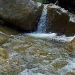"""""""wilderness waterfall"""" by bigfigyogi"""
