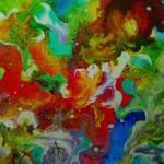 """Floral Nebula"" by BorsosAnnaRuzsan"