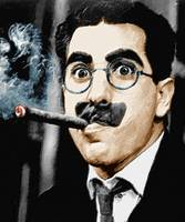 Groucho Marx Vertical