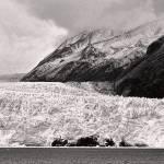 """""""Amalia Glacier B&W"""" by PaulCoco"""
