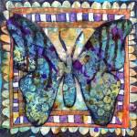 """""""Butterfly Mystery 8x8 by Miriam Schulman"""" by schulmanart"""