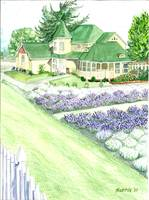 Purple Ridge Lavender Farm Home