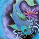 """Dragon Fish"" by ArtPrints"