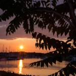 """""""As It Sets Over The Harbor"""" by karolsstuff"""