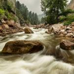 """South St Vrain Canyon Portrait Boulder County CO"" by lightningman"