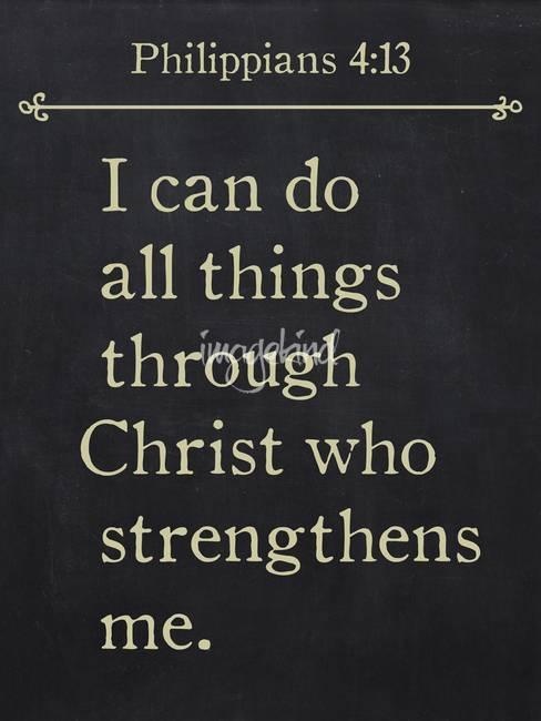 Philippians 4 13 Tumblr