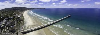 Scripps Pier Panoramic