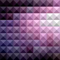 Russian Violet Abstract Low Polygon Background