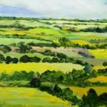"""Brightwalton Green"" by allanfriedlander"