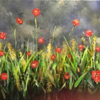 Spring Storm Art Prints & Posters by Sabrina Logan