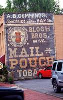 Jonesborough, Tennessee - Ghost Mural