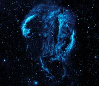 Cygnus Loop Nebula Uv