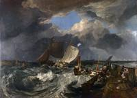 Joseph Mallord William Turner, Calais Pier