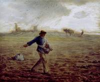 Jean-Francois Millet - The Sower
