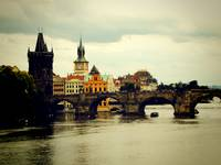 Czech Republic: Prague: Charles Bridge (2014)