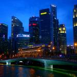 """City Night View Singapore 2015"" by sghomedeco"