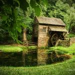 """Cuttalossa Mill"" by LouiseReeves"
