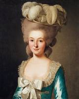 ALEXANDER ROSLIN, PORTRAIT OF A FRENCH LADY